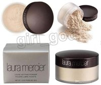 2019 hot Laura Mercier Foundation Loose Setting Powder Fix Makeup Powder Min Pore Illuminare Concealer 3 colori