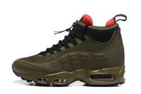 Sale-modo caldo Stivali 95 uomini di colore Cushion Nuova Stivaletti Hight Top 95s impermeabili scarpe da lavoro stivali da uomo di vendita a buon mercato
