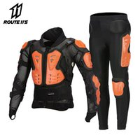 Moto Jacket Riding Protection Armatura Moto Motocross Equipment Racing Body Armor Moto Ptotective Gears Combination