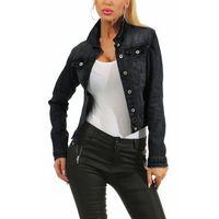 Kadınlar Yeni Moda Yıkama Kot Ceketler Coats Katı Casual Tek Breasted Denim Ceket Mavi Siyah İnce Kadın Tops Soluk