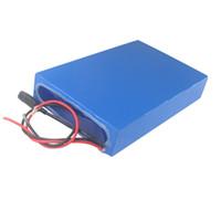 wasserdichter nachladbarer 52v 30ah Lithium-Polymer-Batteriesatz Hohe Kapazität für Energie 300W bis 2000W mit Ladegerät 3A Freies Verschiffen