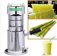 عصير آلة الفولاذ المقاوم للصدأ اليد عصارة دليل عصارة قصب السكر آلة الفاكهة النازع البرتقال الليمون عصارة الفاكهة