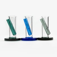 Cam Carb Cap Tutucu Kalın Renkli Standı OD Sigara Için 25mm Stander Quartz Dabber Aracı