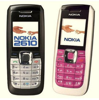 Refurbished Original Nokia 2610 Bar Cheap Mobile Phone Multi...