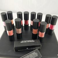 New Geschmolzene Matte Liquified Matte lange Abnutzungs-Lippenstift Lip Gloss 8,5 ml versiclour Fleck encre levres Lipgloss MYC310