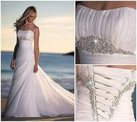 웨딩 드레스 2020 화이트 얇은 명주 웨딩 드레스 웨딩 드레스 트럼펫 웨딩 드레스