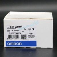 1PCS 새로운에서 상자 오므론 용량 근접 스위치 센서 E2K-C25MY1 90-250VAC