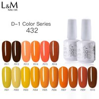 2020 NEW COLOR IDO 12 bottle 15ml UV Soak Off Led Nail GelPo...