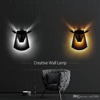LED 벽 램프 Sconces 전등 거실 계단 발코니 침실 홈 장식 현대 Led 벽 조명