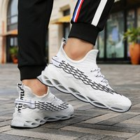 Men' s shoes summer breathable 2019 new white shoes casu...