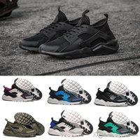 2017 Huarache 4 ID Custom Breathe Running Shoes For Men Wome...