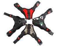 New Pet Dog Vest Harness Collar Outdoor Sport No Pull regolabile Dog Chest Supplies 12 colori DHL FEDEX