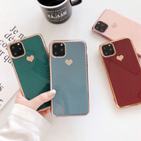 Electroplated Love Phone Case Couple Soft Case For Iphone 6s...