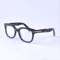 NOVA 2019 Juventude Mulheres Homens Prescrição Marca Óptico tom HOT 5179 0590 Quadro Prancha Gafas Óculos Óculos óculos óculos oculos