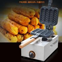 Gas Lolly Waffle Maker Waffle Machine / French Hot Dog Maker / Waffle Iron, Snabb leverans