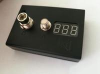 Eタバコの恒常メーター高品質オームボルトテスター510ツイスト電子タバコ利用可能なツール