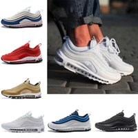 2018 New Cushions Running Men Shoes classic Red Black White ...