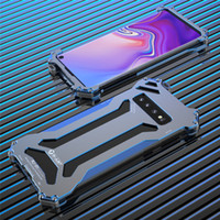 R- Just Simple Metal Dropproof Case for Samsung Galaxy S10 Pl...