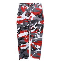 Fashion Brand Sweatpants for Mens Pants Sports Camouflage Mi...