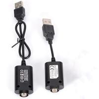 EGO USB Cable Charger Elektroniczny papieros ładowarka USB dla EGO EGO-T EGO-C EGO-W E CIG E-CIG E-Papert Exgo 510 Nici bateria ECIG