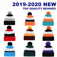 Winter New Arrival American Beanies Hats Football 32 teams B...