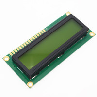 Module LCD bleu Écran vert IIC / I2C 1602 pour arduino 1602 LCD ONU r3 Mega2560 LCD1602
