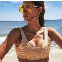 Las gafas de sol 0708 de diseño para mujeres de los hombres gafas de sol unisex de la manera Máscara 708 Marco cuadrado Gafas Capa de la lente de carbono del verano del estilo de la fibra
