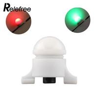Mini portátil de Pesca de Bell mordedura de alarma electrónica de LED de luz impermeable de la carpa automática Para Caña de pescar Deporte inalámbrica de dispositivos Bite