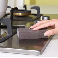 5 adet melamin sünger Sihirli Temizleme Carborundum ve Sünger Ev Mutfak Temiz Malzemeleri Kireç Çözücü Küçük Temizleme Sünger