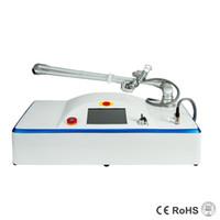 2020 NEW portable 10600 nm laser CO2 macchina laser frazionale Erbio vaginale serraggio Co2 macchina laser frazionale cicatrici trasporto libero