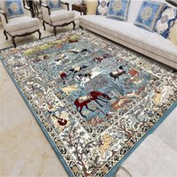 Moroccan- style Living Room Rugs, Jacquard Floors, Doormats, ...