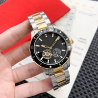 Brand new top factory fashion men' s business watch 42mm...