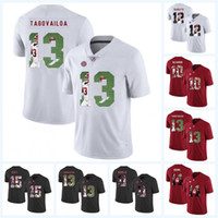 9ae88e356ad Wholesale alabama jerseys for sale - Group buy 13 Tua Tagovailoa Alabama  Crimson Tide Barack Obama