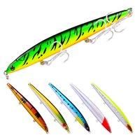 New Bionic Fishing Lure Bait With Feather Hook Road Lure Squ...