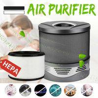 Hot vente 4 en 1 Air Clean Home Office Purificateur d'air avec filtre HEPA, silencieux ionique stérilisateur air Nettoyage Lonizer PM2,5 DEPOUSSIERANT