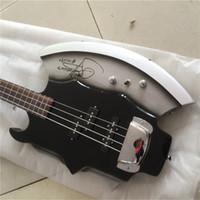 شحن مجاني brinkley brinkley الفأس باس اكس الغيتار 4 سلاسل الكهربائية باس الغيتار في الأسهم القيثارات الكهربائية غيتارا