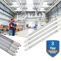 T5 LED 튜브 라이트 4피트 3피트 2피트 T5 형광 G5 LED 조명 9w 13w 18w 4 피트 주도 관 램프 AC85-265V