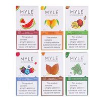 Nuovo VGOD Myle Pods Mango Strawberry per Myle Pod Kit 6 Flavors 0.9ML Vape Cartridges 4 Pods In Pack Eon Pod