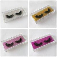 81 Styles Mink Lashes 3D Mink Eyelashes 100% Cruelty Free Lashes Handmade Reusable Natural Eyelashes False Lashes Makeup Mink Eyelash New