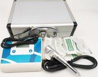 1Set 2021 Permanent Makeup Kosmetische Kits Augenbrauenstift Machine Lippe Augenbraue Eyeline Kosmeticos Makeup Nadeln Tipps und 5 stücke Glaskopfteil