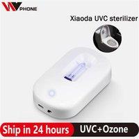 Hot Item youpin Xiaoda UV stérilisante UVC + ozone Auto stérilisation Lampe étanche à usage domestique Toilette Désinfecter Désodorisant Lumières
