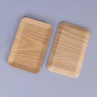 Новейший дисплей цвет древесины Херб Grinder Salver Handroller листопрокатного хранения Tray Инновационный дизайн Портативный сигаретам инструмент Hot Cake DHL100