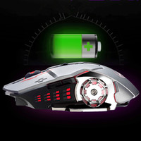 2020 hot Wireless Mouse Glowing Gaming Mouse with Optical 2....