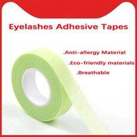 Isolamento pestana Extensão Sob Eye Pad Tape PE Adhesive Alongamento Tape Para Falsos Ferramentas das extensões da pestana