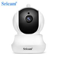 Sricam SP020 1080P IP Gözetleme Kamerası Kapalı Otomatik izleme