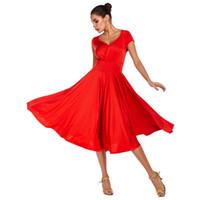 Etapa Wear Feecolor Dancewear vestido Ballroom Dance Latin National