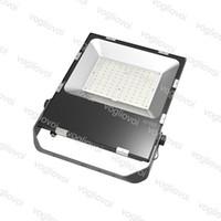 FloodLights Newest Ultrathin 100W AC85-265V Waterproof IP65 Super Bright 3000-6500K Lighting Led Garden Lamp DHL