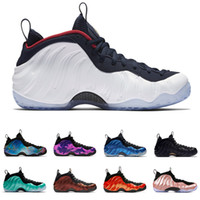 Hot Foam One Penny Hardaway ROST ROSA BLUMEN Big Bang CNY USA OLYMPISCHE ROYAL BULE TECH FLEECE Herren Sportschuhe