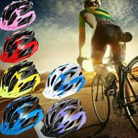 Casco di riciclaggio della bicicletta per adulti regolabile Unisex casco di sicurezza Super Uomini Donne Luce MTB Mountain Road Bike caschi