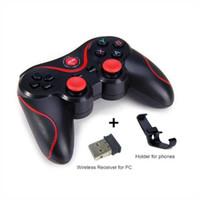 S3-Controller drahtlose Bluetooth 3.0 S3 Spiel Gamepad Joystick Smartphone PK T3 S5 Controller für PC Android